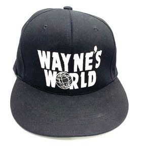 Wayne's World SnapBack Hat